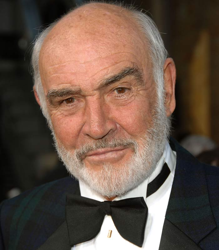 James Bond actor Sean Connery died aged 90