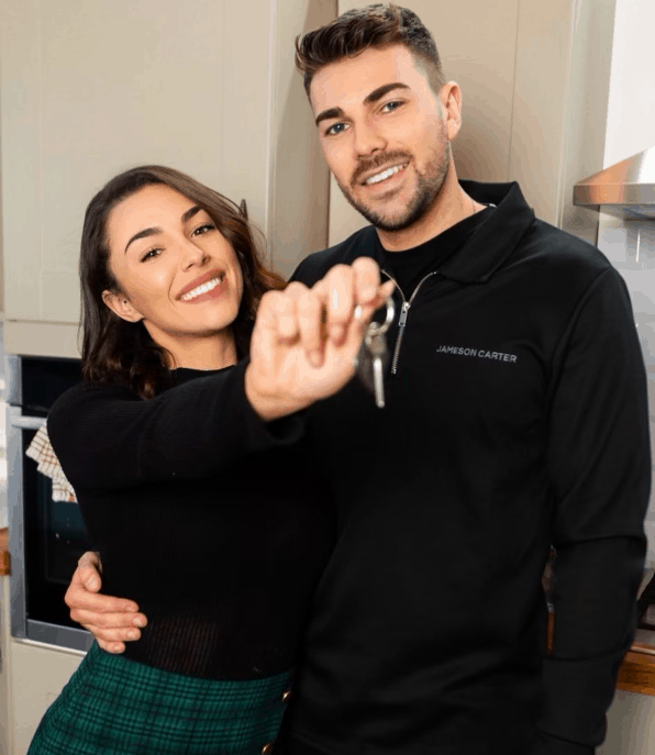 Kailah Casillas First Home Is In England