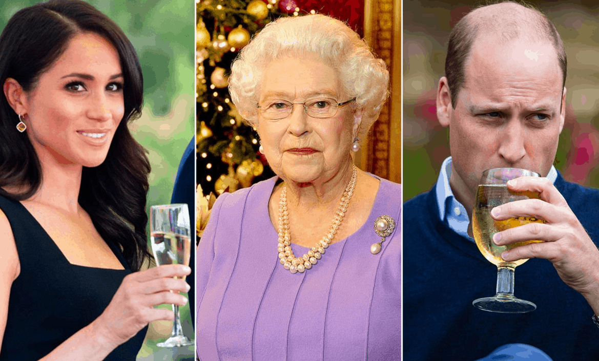 Royals' favorite food and drink on Christmas: The Queen, Prince William, and more