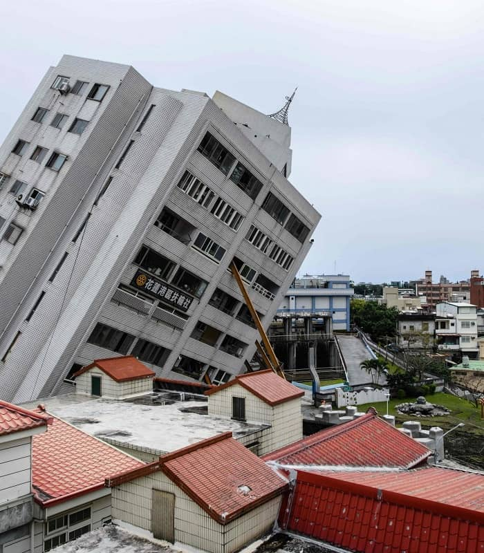 8.1 Magnitude! Massive Earthquake hits New Zealand