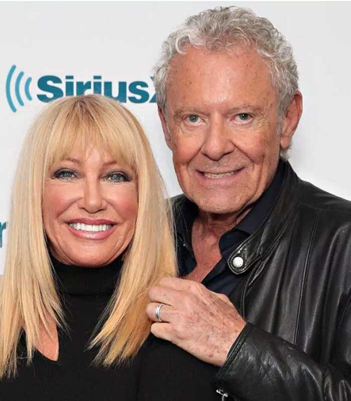Alan Hamel and wife Suzanne Somers Got Candid About Their Sex Life On A Recent Interview
