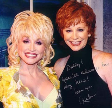 Dolly Parton Wishes Reba McEntire For Her Birthday