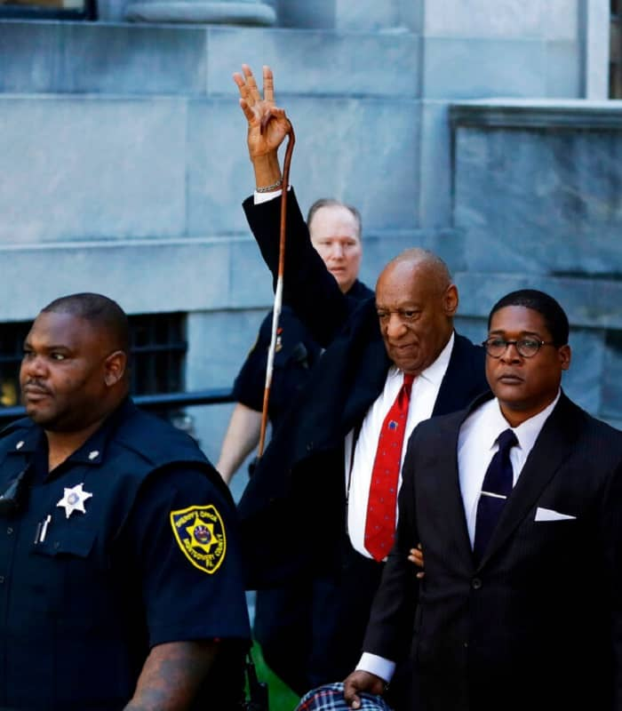 Why Bill Cosby's conviction Released from Prison???