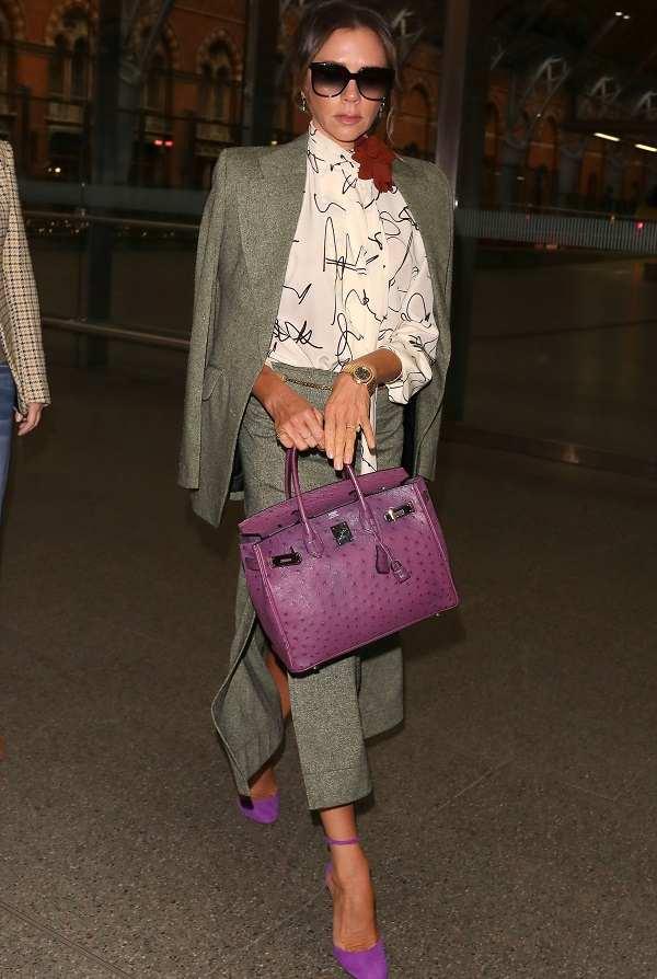 Victoria Beckham bikini bags