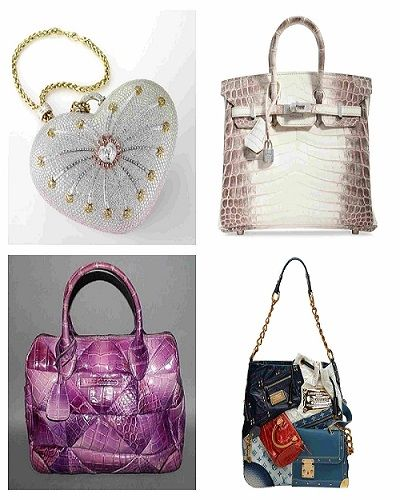 11 most luxurious branded bags in 2021. These celebrities have used them